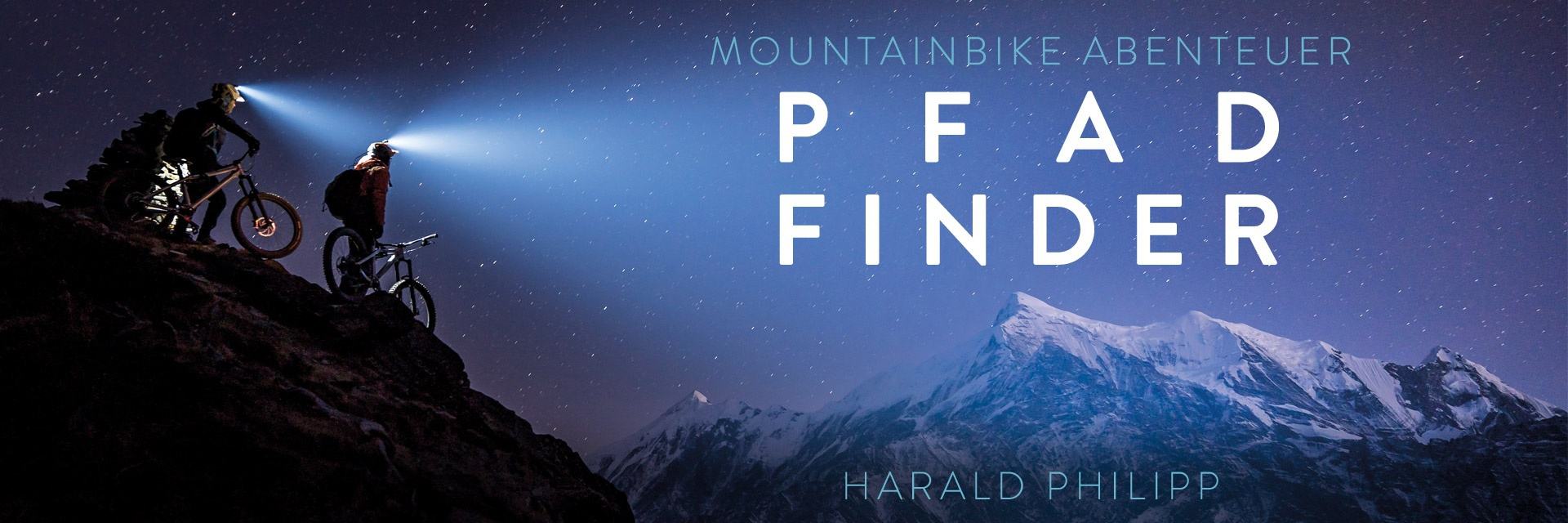 Harald Philipp: PFAD-FINDER